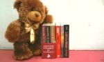 Granger dan buku-buku yang dibawanya