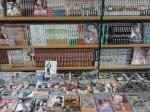 Book Store, Manga Section